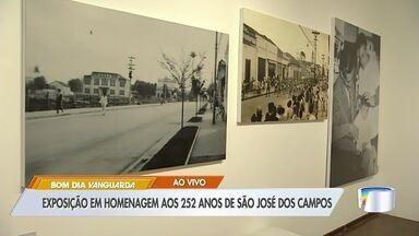 São José recebe exposição em homenagem ao aniversário de 252 anos - Evento acontece no museu municipal.