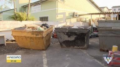 São Vicente implanta ecopontos para coleta de material reciclável - Iniciativa visa melhorar o meio ambiente.