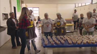 MG Móvel conhece a Fraternidade Lar de Jesus - Uma das ações desenvolvidas pela instituição é a promoção de festas para crianças e adolescentes moradores de áreas carentes.