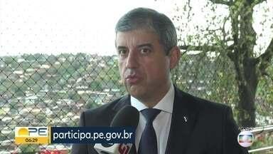 Plataforma recebe sugestões da população para ações do governo em diversas áreas - Serviço 'Todos por Pernambuco Digital' pode ser acessado por qualquer cidadão pelo computador ou pelo celular.