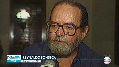 Morre no Recife o artista plástico Reynaldo Fonseca - Ele foi enterrado no fim da tarde desta terça-feira (23)