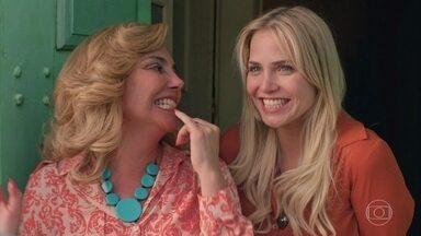 Lorival convida Marylin para ser atriz de novela - Marylin diz para Socorro que quer voltar pra São Paulo porque Francis vai embora da cidade
