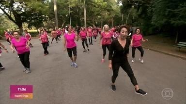 Exercícios físicos podem prevenir a demência em idades avançadas - O preparador físico Márcio Atala fala sobre a importância da regularidade das atividades físicas