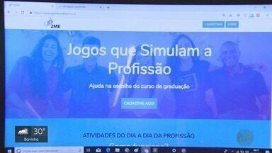 Startup desenvolvida em Ribeirão Preto oferece teste vocacional gratuito - Tecnologia é aliada dos estudantes na hora de escolher a profissão.