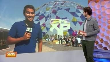 Game XP: Parque Olímpico do Rio se transforma em parque de games - Game XP: Parque Olímpico do Rio se transforma em parque de games
