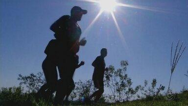 Corredor da região se prepara para encarar a ultramaratona - Corredor da região se prepara para encarar a ultramaratona.