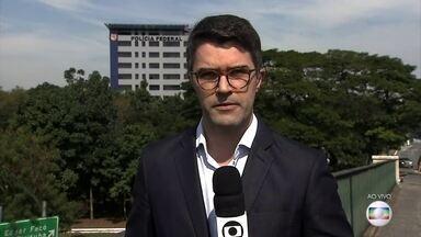 Justiça decreta quebra do sigilo telefônico do ex-governador de MG, Fernando Pimentel - A investigação apura uma rede de empresas fantasmas utilizadas em um suposto esquema de lavagem de dinheiro e de pagamento de propina.