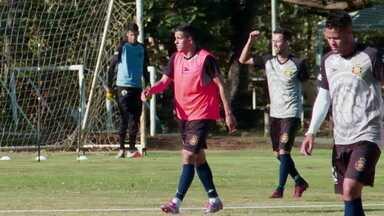 Sobradinho estreia hoje na Copa Verde contra o Manaus - Sobradinho estreia hoje na Copa Verde contra o Manaus