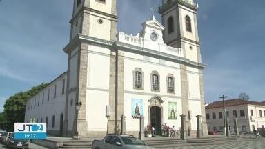 Preparativos finais para a festa de Bom Jesus de Iguape - Tradicional festividade acontece na região.