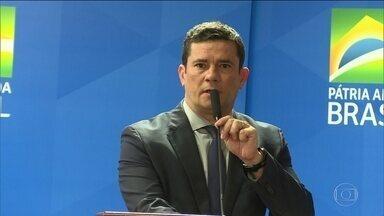Moro diz ter avisado ao Supremo que ministros do STF e do STJ foram hackeados - Moro diz ter avisado ao Supremo que ministros do STF e do STJ foram hackeados.