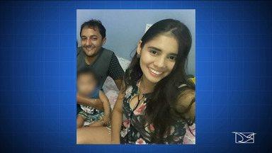 Estudante é assassinada pelo ex-marido em Balsas - Assassino cometeu suicídio após o crime.