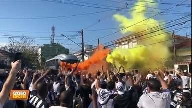 Clipe de abertura: Santos é o novo líder do Brasileirão - Clipe de abertura: Santos é o novo líder do Brasileirão