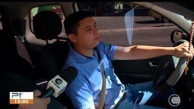 Motoristas reclamam das mudanças no trânsito na Zona Sul - Motoristas reclamam das mudanças no trânsito na Zona Sul