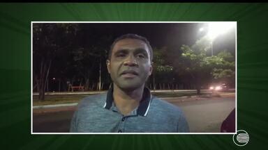 Prmeira troca de técnico da Série B: Marcão assume comando do Timon - Prmeira troca de técnico da Série B: Marcão assume comando do Timon
