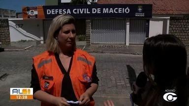 Começa nesta segunda mais uma etapa do cadastramento da Defesa Civil - Dessa vez são os moradores de Bebedouro que devem se cadastrar para receber ajuda humanitária do governo federal.