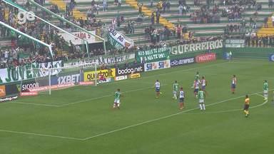Ba-Vi em Pauta comenta a equipe do Bahia, que empatou em jogo contra Chapecoense - Confira o quadro no globoesporte.com