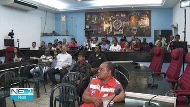 Câmara de Olinda debate prevenção de deslizamentos de barreiras - Ação ocorreu após chuva que deixou quatro mortos na cidade.