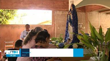 Diocese de Santarém inicia a peregrinação de N.Sra Da Conceição - 12 imagens da Santa vão visitar 3.500 lugares até novembro.
