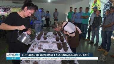 Inscrições Concafé continuam até o dia 9 de agosto - Inscrições são gratuitas e cafeicultores de todo o estado podem participar.