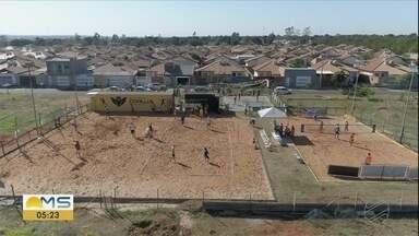 Adolescentes de bairros pobres de Campo Grande têm aulas de dança e esporte - Na tentativa de oferecer um futuro melhor para essas pessoas, surgiu o Projeto Coruja.Tudo começou com um Trabalho de Conclusão de Curso.