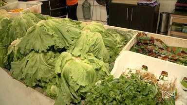 Variação de preços de frutas e legumes deixa consumidores confusos em São Luís - Enquanto o tomate e a batata doce tiveram uma pequena redução no preço, o limão e a cebola são os vilões da vez.