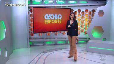 Globo Esporte RS - 31/07/2019 - Assista ao vídeo.