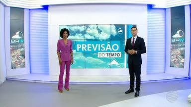 Confira a previsão do tempo para Salvador e o interior do estado - Na quinta-feira, o sol continua prevaleecndo em tada Bahia.