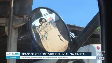 Prefeitura e Estado divulgam data para transporte escolar rural voltar ao normal - Empresa do transporte terrestre já foi escolhida.