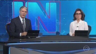 Jornal Nacional, Íntegra 31/07/2019 - As principais notícias do Brasil e do mundo, com apresentação de William Bonner e Renata Vasconcellos.
