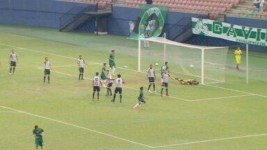 Veja os gols de Manaus 2 x 1 Sobradinho-DF - Manaus x Sobradinho
