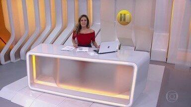 Hora 1 - Edição de quinta-feira, 01/08/2019 - Os assuntos mais importantes do Brasil e do mundo, com apresentação de Monalisa Perrone