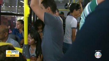 Linha TI Camaragibe/TI Macaxeira passa a contar com ônibus com ar-condicionado - Trajeto foi um dos mostrados pela série TI Sufoco.