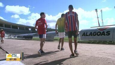 Atlestismo mudou a vida de jovem com deficiência motora - Marcos tem paralisia cerebral e e achou na corrida uma ótima terapia