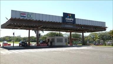 Paraguai cancela acordo sobre Itaipu para afastar risco de impeachment - Acordo previa que Paraguai passasse a pagar mais do que vinha pagando pela energia de Itaipu. Oposição ameaçou pedir impeachment do presidente paraguaio Mario Abdo.