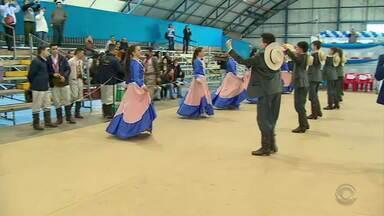 Maior competição de dança tradicionalista para jovens acontece em Santa Maria - O Juvenart acontece até domingo (4).