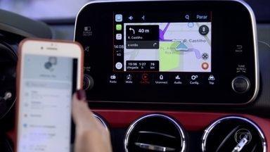 Como fazer para espelhar o celular na tela do carro - Veja dicas para reproduzir o conteúdo do smartphone.