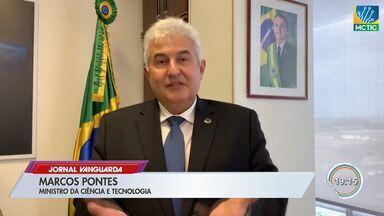 Ministro anuncia oficial da FAB como presidente interino do Inpe - Darcton Policarpo Damião assume o instituto que monitora o desmatamento até que seja realizado o processo de seleção do novo diretor.