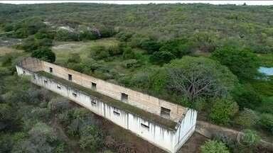Tombamento de construção ajuda relembra uma das maiores secas do século passado - O local, que fica em Senador Pompeu, no Ceará, servia para confinar retirantes e evitar que eles chegassem à capital.