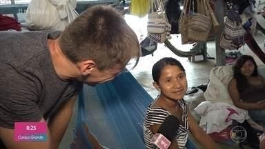 Programa de 07/08/2019 - O 'Mais Você' foi ao norte do Brasil visitar campos de refugiados e abrigos onde estão os venezuelanos que tentam asilo no país. A receita do dia é docinho de uísque com creme de avelã