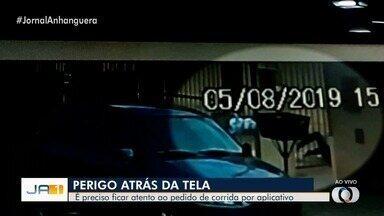 Presos motoristas de apps suspeitos de estuprar passagiraas em Goiânia - Mulheres fizeram as denúncias à Polícia Civil.