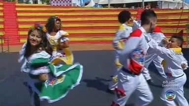 Festival do Folclore agita Olímpia até o fim de semana - Festival do Folclore agita Olímpia até o fim de semana.