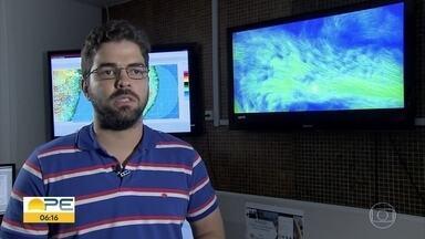 Meteorologia explica motivo dos ventos fortes registrados em agosto em Pernambuco - Sistema chamado alta subtropical do Atlântico Sul é causador dos ventos fortes.