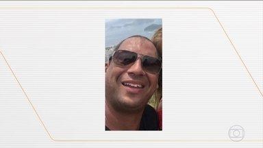Sargento da PM morre ao ser baleado na BR-101, em São Gonçalo (RJ) - O policial estava na frente de um posto da Polícia Rodoviária Federal. A principal suspeita é que o disparo tenha vindo de um ponto de observação do tráfico de drogas.
