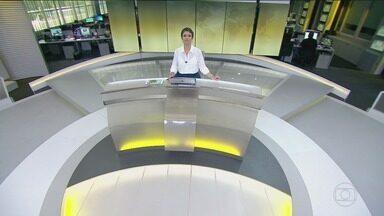 Jornal Hoje - Edição de quinta-feira, 08/08/2019 - Os destaques do dia no Brasil e no mundo, com apresentação de Sandra Annenberg.