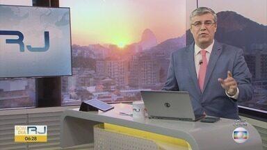 Bom Dia RJ - Edição de sexta-feira, 09/08/2019 - As primeiras notícias do Rio de Janeiro, apresentadas por Flávio Fachel, com prestação de serviço, boletins de trânsito e previsão do tempo.