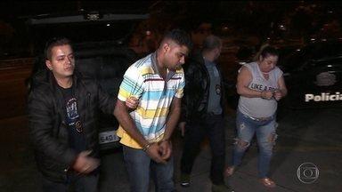 Dupla é presa em São Paulo transportando 70 quilos de explosivos - A polícia suspeita que o material seria usado em ataques a agências bancárias e a carros-fortes.
