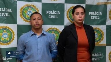 Dupla é presa acusada de aplicar golpes dentro de delegacia - Abordagem era feita dentro de delegacias e batalhões.