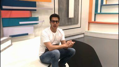Leo Portiolli elogia Daiane Fardin - O comunicador Leo Portiolli completa mais um ano de vida e responderá as perguntas da internet.