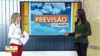 Sábado continua com sol e tempo firme no Sul do Rio - Confira a previsão do tempo na região.