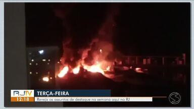 Veja o que foi notícia ao longo da semana no Sul do Rio - Confira os destaques de 5 a 10 de agosto.
